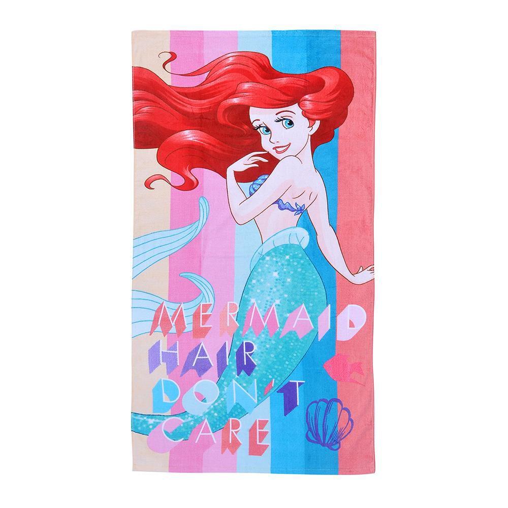 Toalla Playa Disney Princesa Ariel image number 0.0