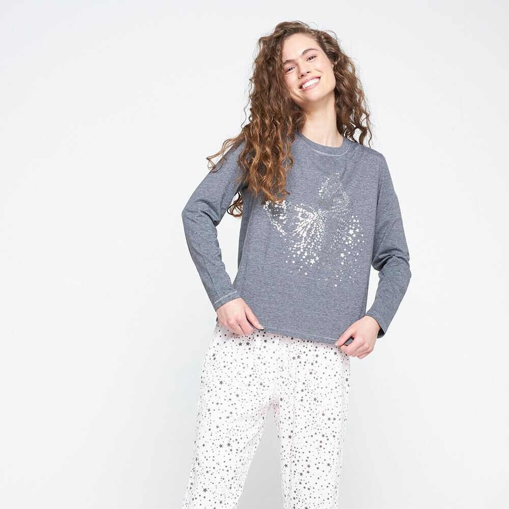 Pijama Mujer Freedom image number 0.0
