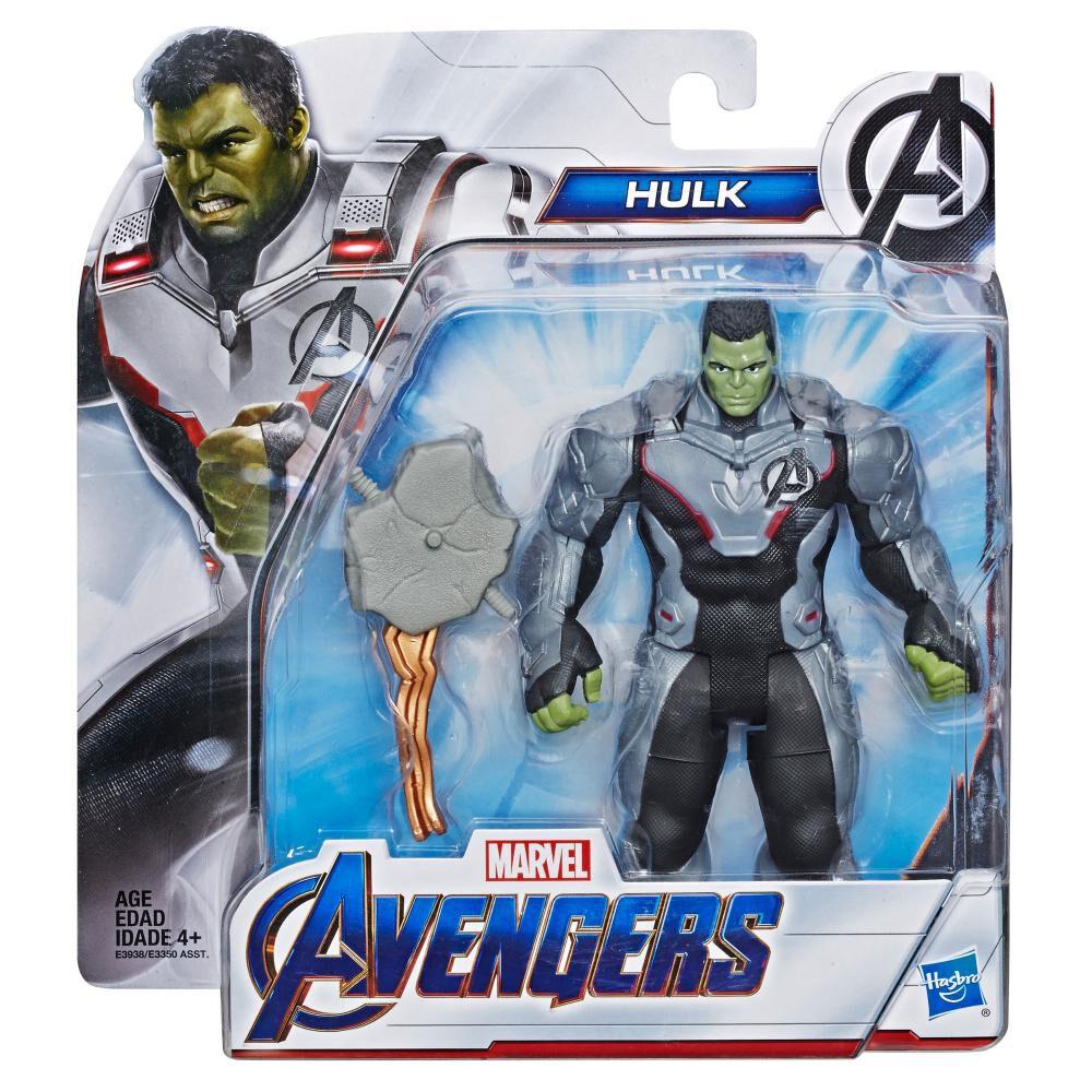 Figura De Acción Avenger Team Suit image number 1.0