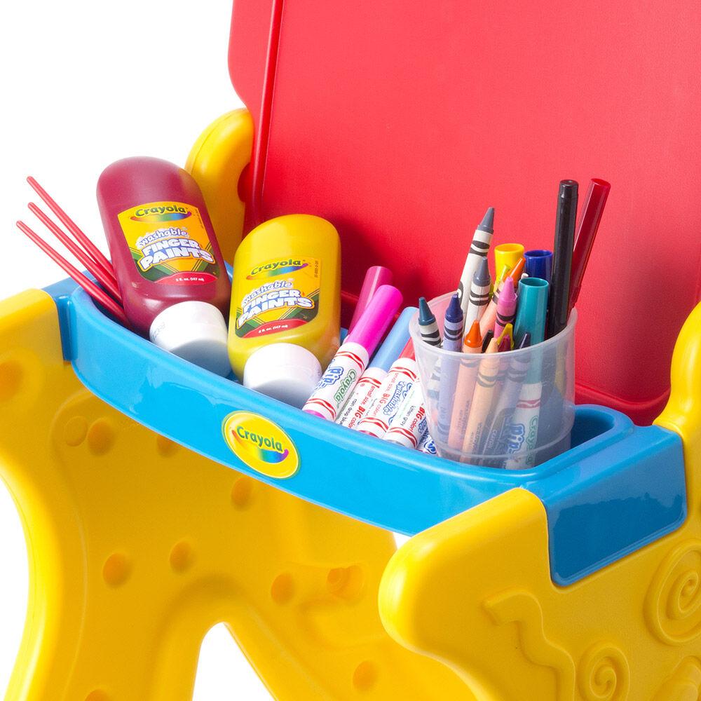 Juego Plegable Crayola Taller De Arte image number 4.0