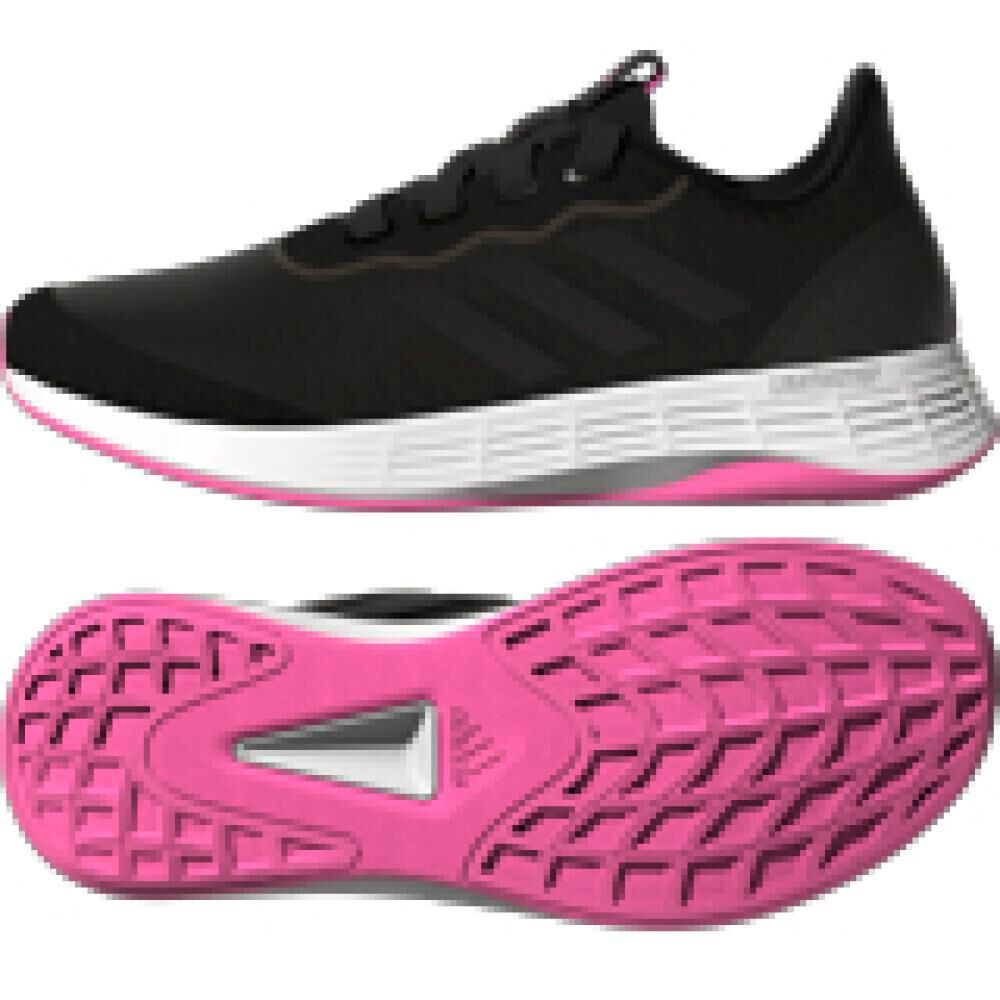 Zapatilla Running Mujer Adidas Qt Racer Sport image number 6.0