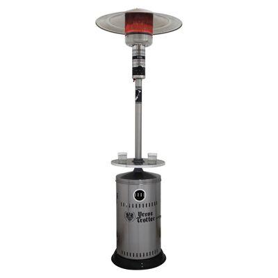Calefactor De Terraza Ursus Trotter Ut-15K Inox
