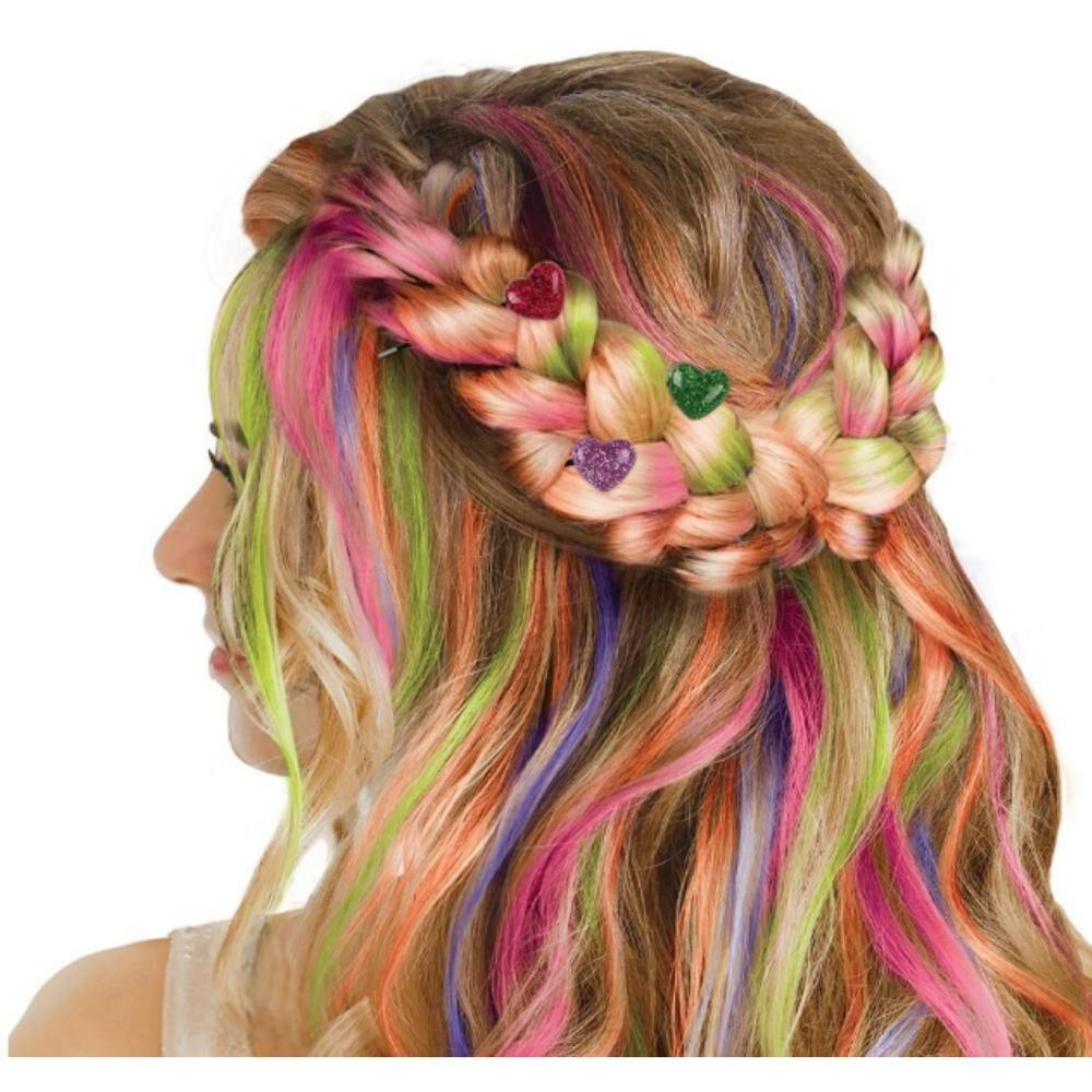 Set De Belleza Fashions Angels Unicorn Magic Hair Chox Set image number 4.0
