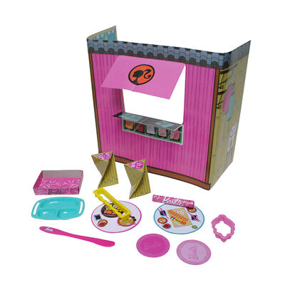 Set De Masas Barbie Negocio Sushi