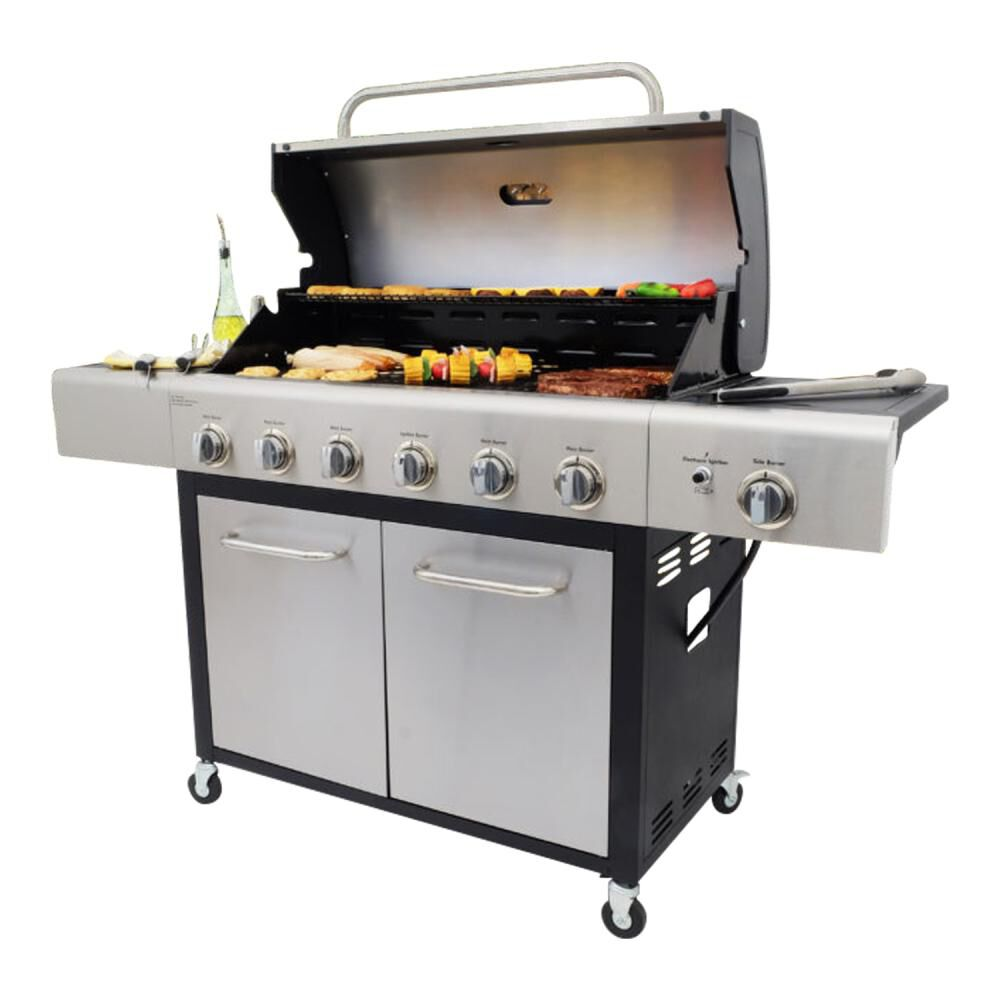 Parrilla A Gas Kenmore 47223 image number 3.0