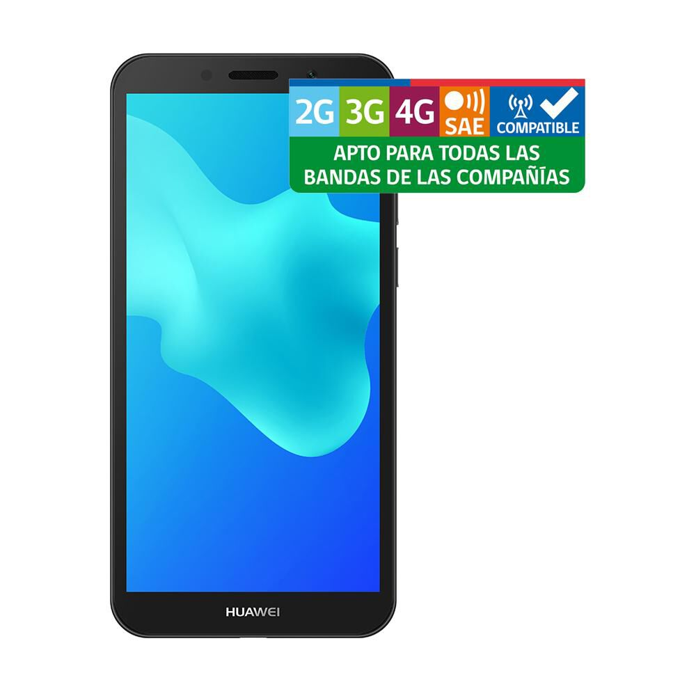 Smartphone Huawei Y5 Neo Negro / 16 Gb / Movistar image number 5.0