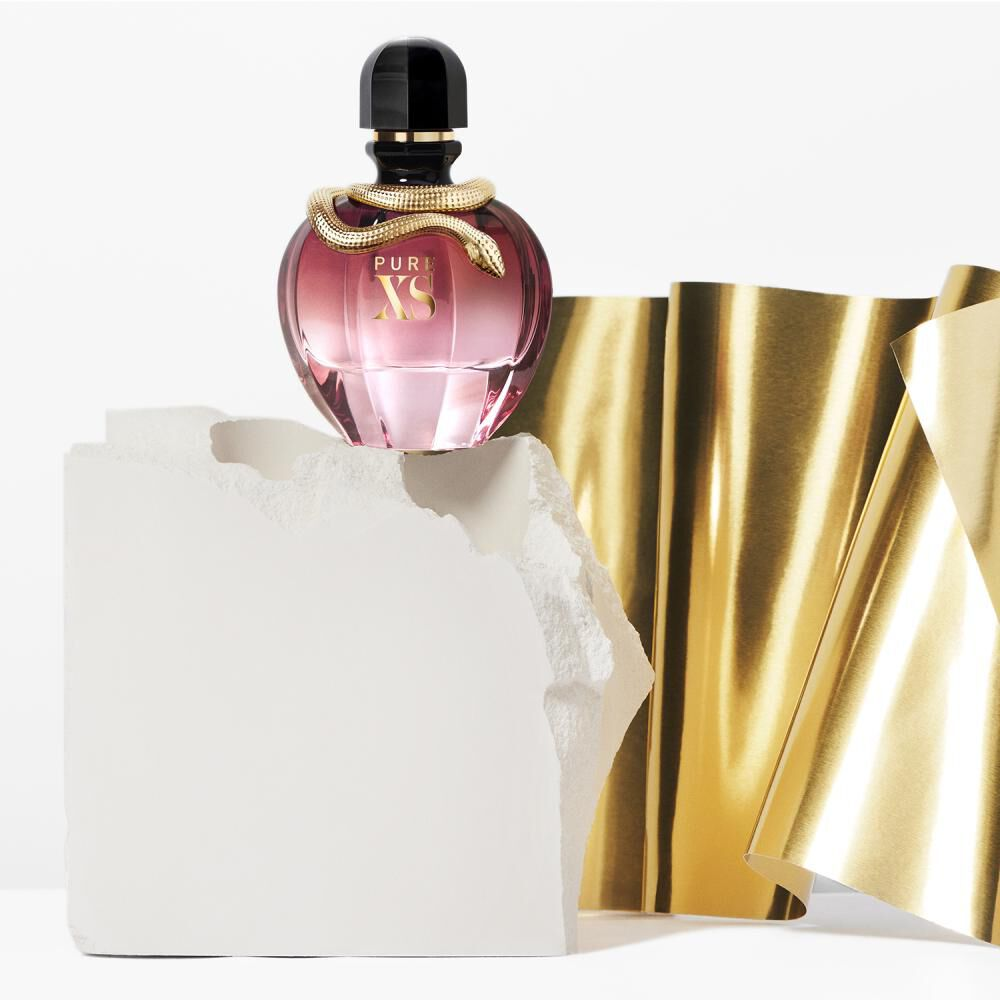 Perfume Pure Xs For Her Paco Rabanne / 80 Ml / Edp image number 3.0