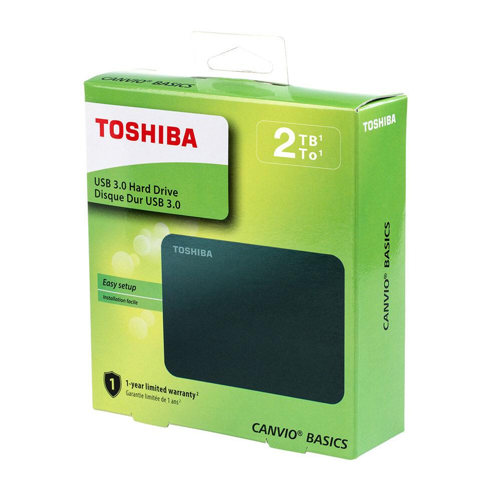 Disco Duro Toshiba Canvio Basic / 2 TB image number 4.0