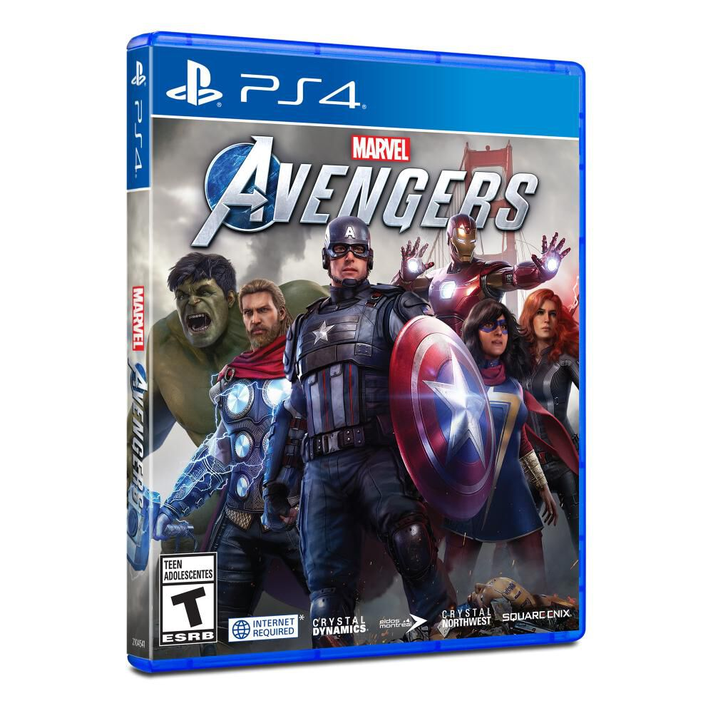 Juego Sony Marvels Avengers image number 1.0