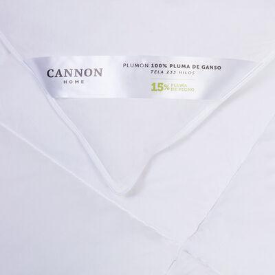 Plumon 2Pl Cannon Duvet Goose