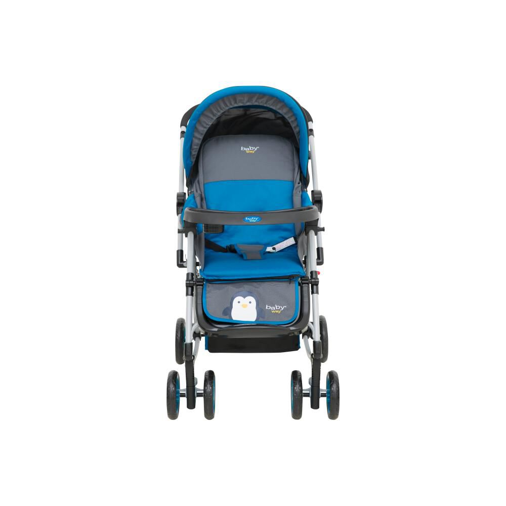 Coche Cuna Baby Way Bw-305b17 image number 1.0