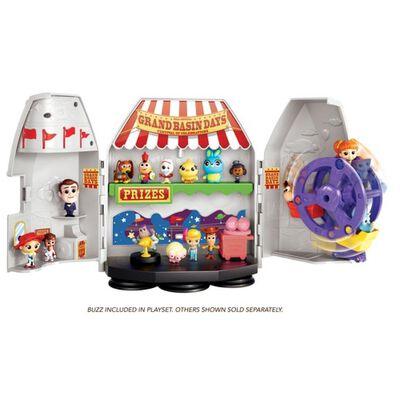 Figura De Accion Toy Story Mini Carnval De Juegos