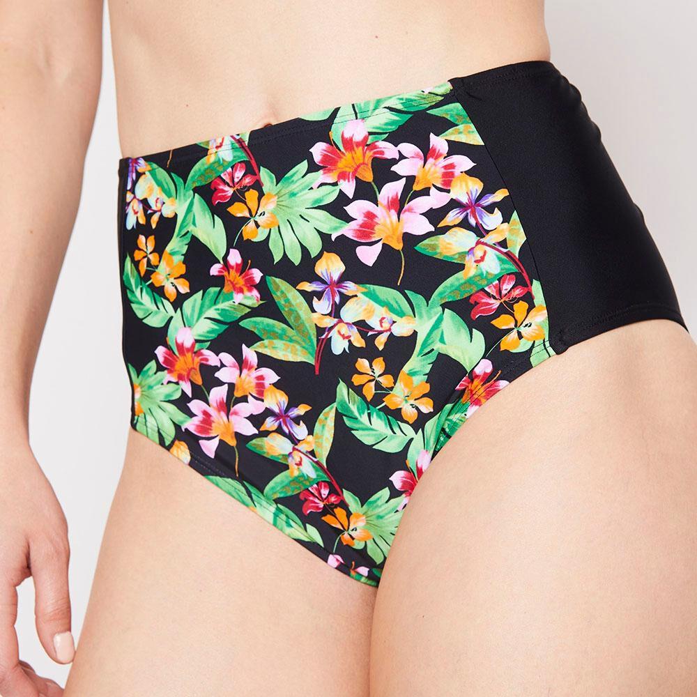 Bikini Balconett Tiro Alto Mujer Kimera image number 4.0