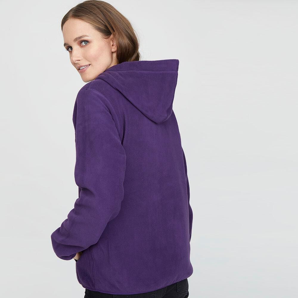 Chaqueta Reversible Mujer Geeps image number 5.0