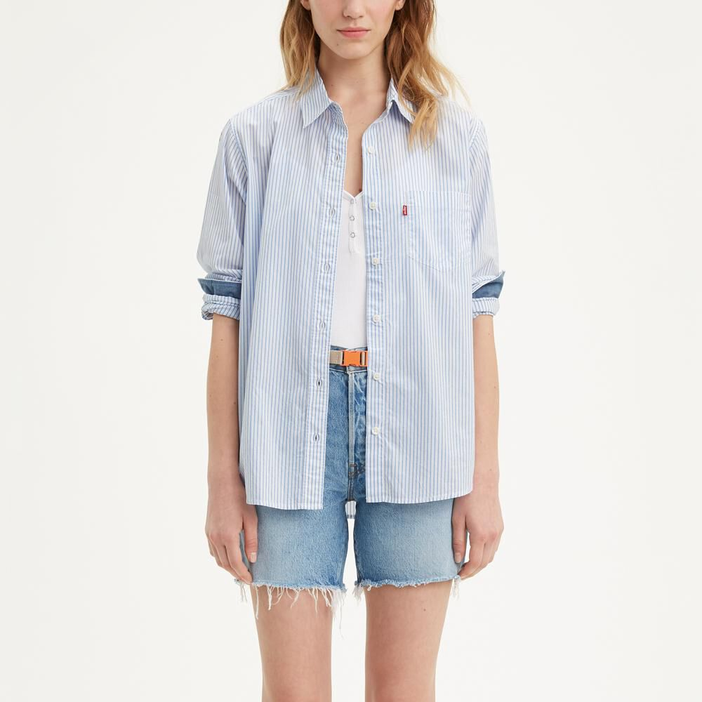 Camisa Mujer Levi's image number 0.0