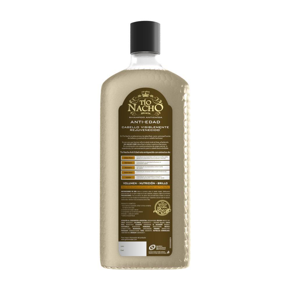 Shampoo Tío Nacho / 415 Ml image number 1.0
