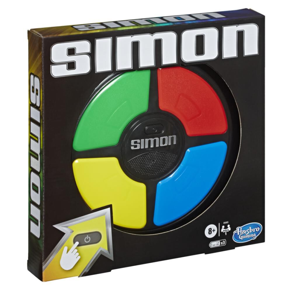 Juegos Familiares Games Simon image number 1.0