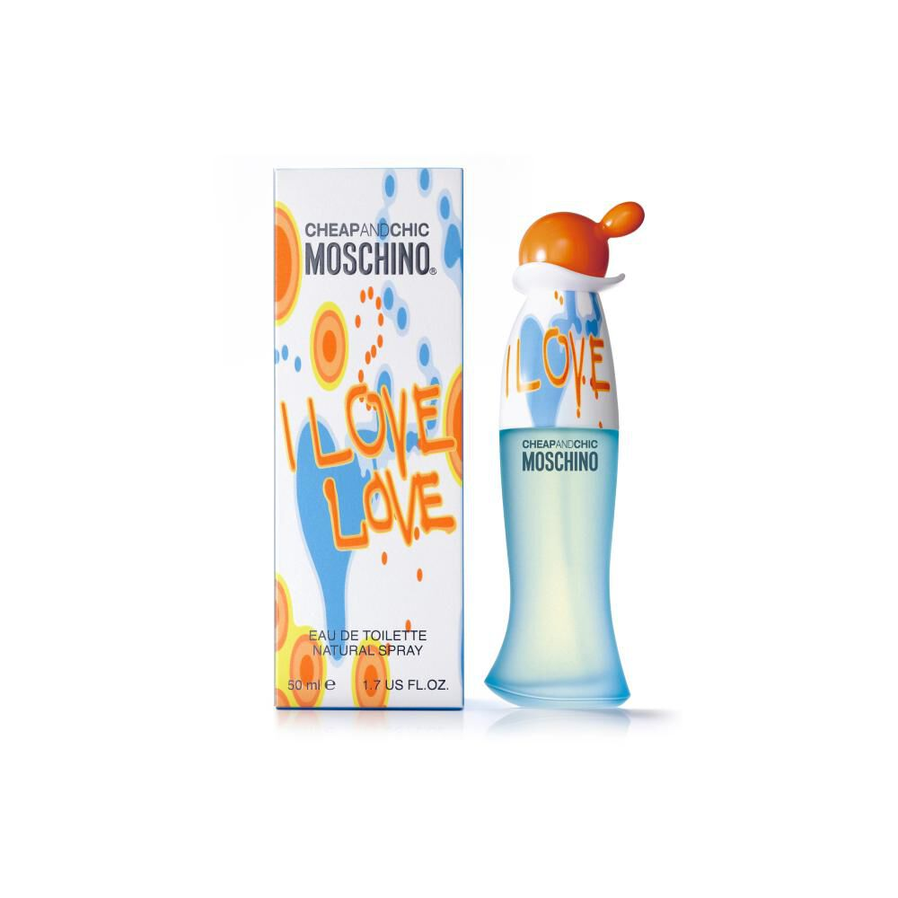 Perfume I Love And Love Moschino / 50 Ml / Edt image number 1.0