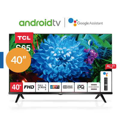 Led TCL 40s65 Andriod Tv / 40'' / Full Hd / Smart Tv