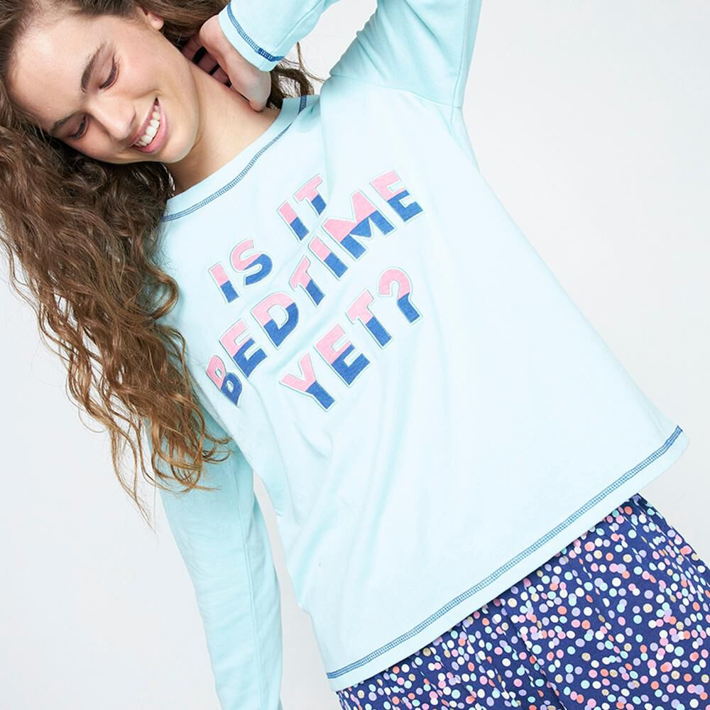 Pijama Mujer Freedom image number 3.0