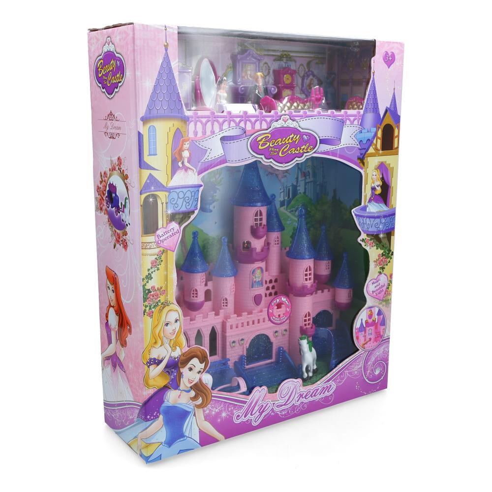 Juego De Rol Marca De Proveedor Beauty Castle Play Set image number 0.0