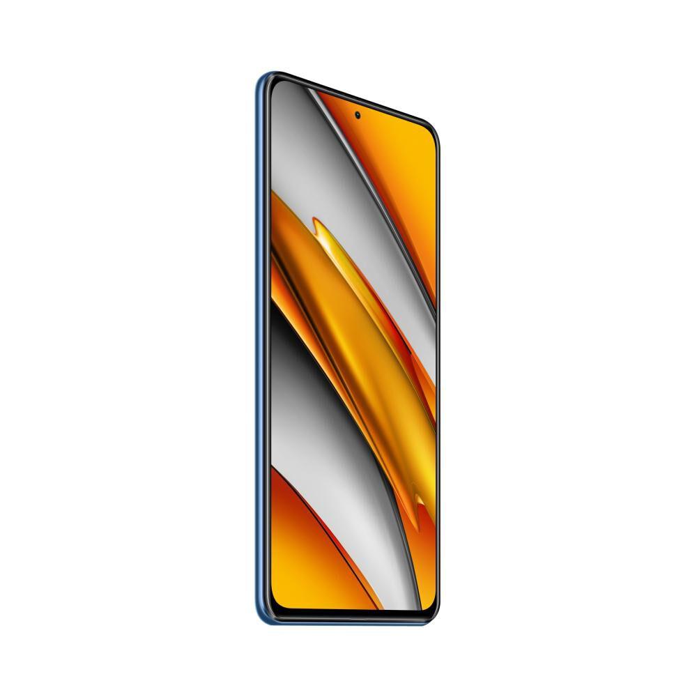 Smartphone Xiaomi Poco F3 Azul / 128 Gb / Liberado image number 2.0