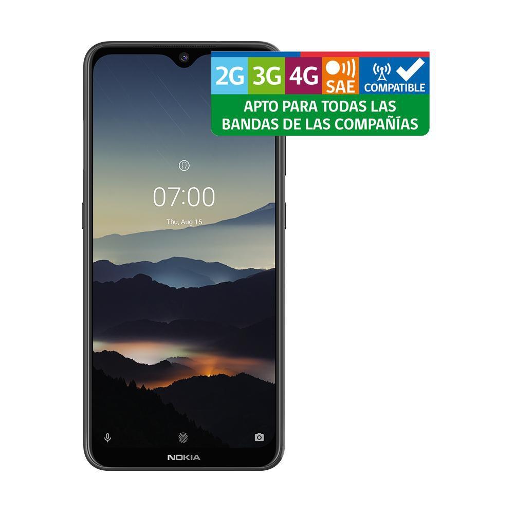 Smartphone Nokia 7.2  Charcoal  /  128 Gb   /  Liberado image number 4.0