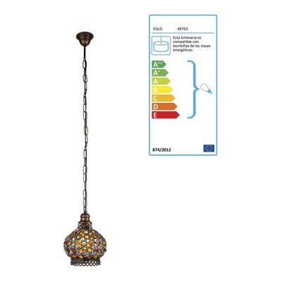 Lámpara Colgante Eglo 49763
