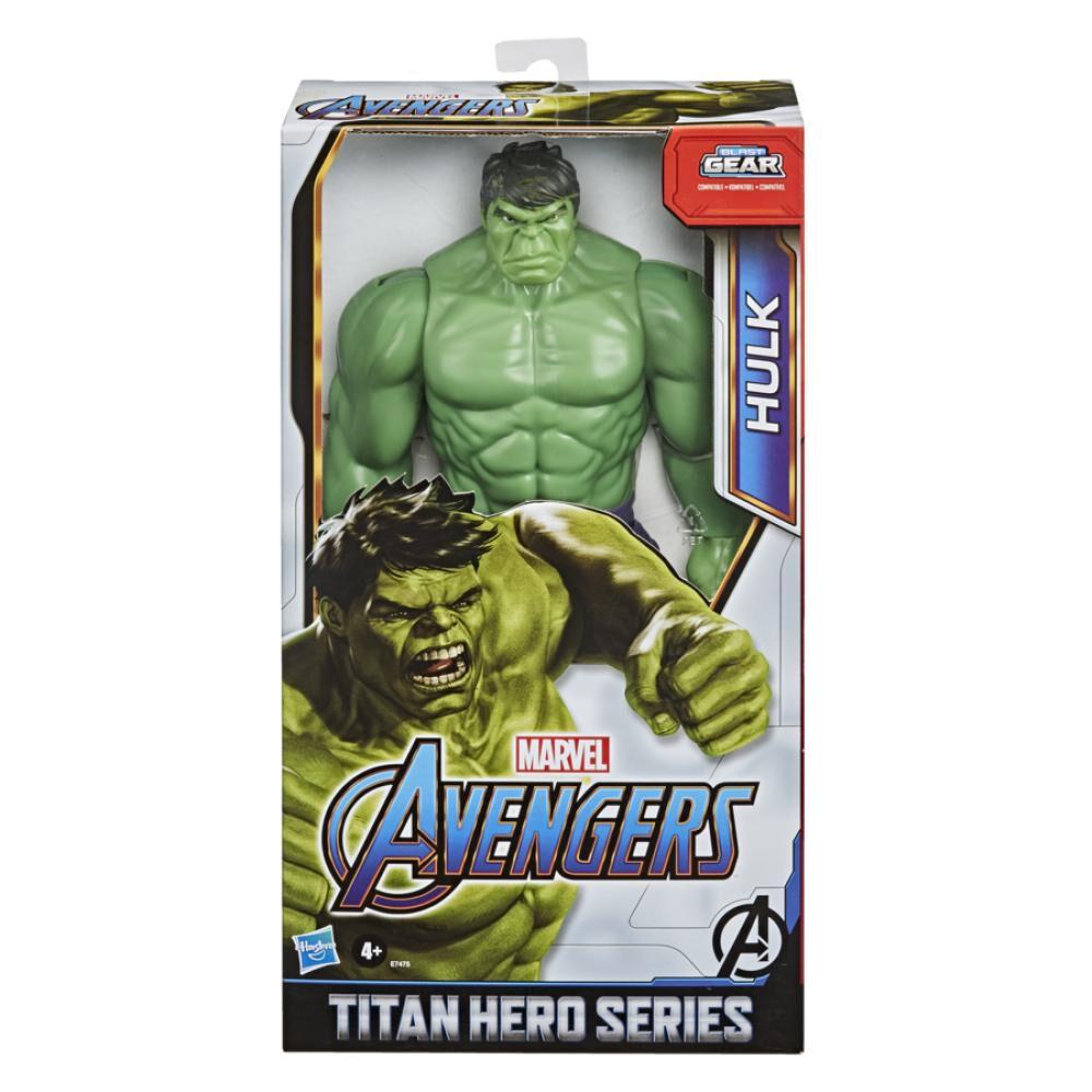 Figura De Accion Avenger Titan Hero Movie Hulk image number 0.0