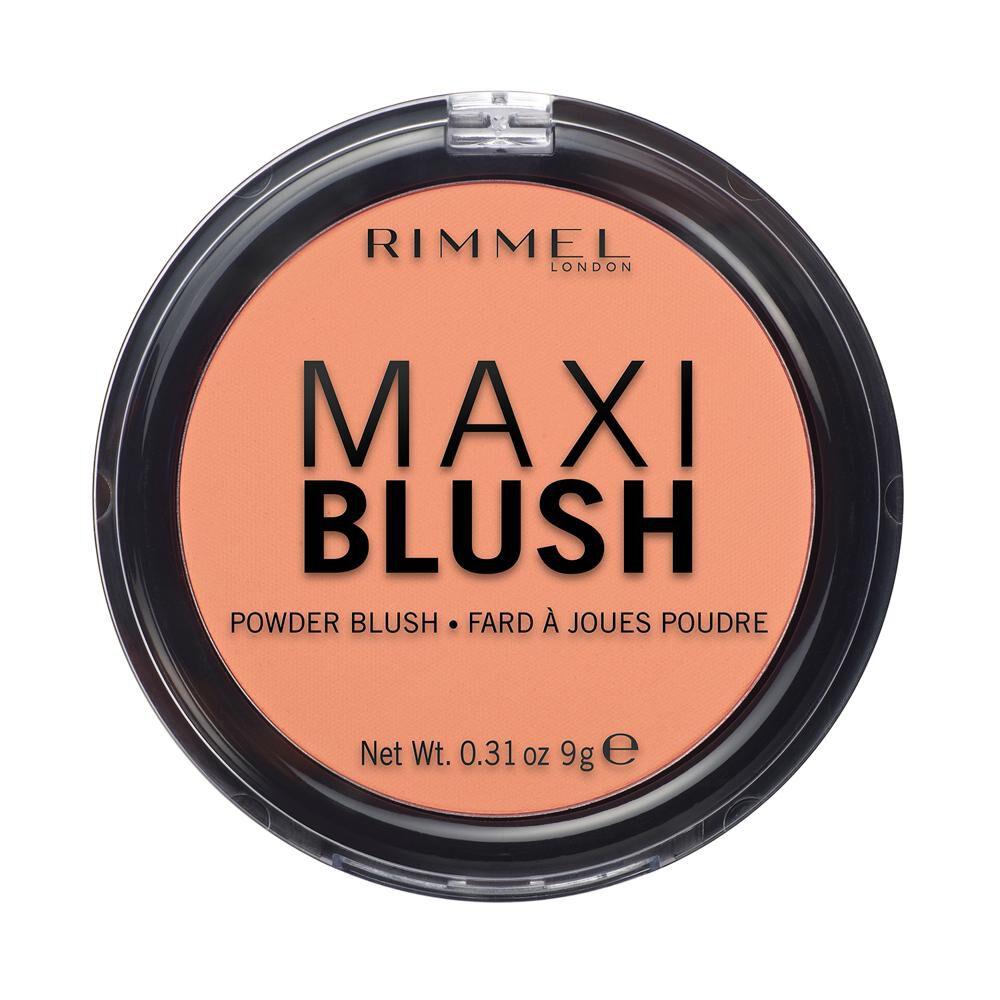 Rubor Rimmel Maxi Blush Sweet Cheeks image number 0.0
