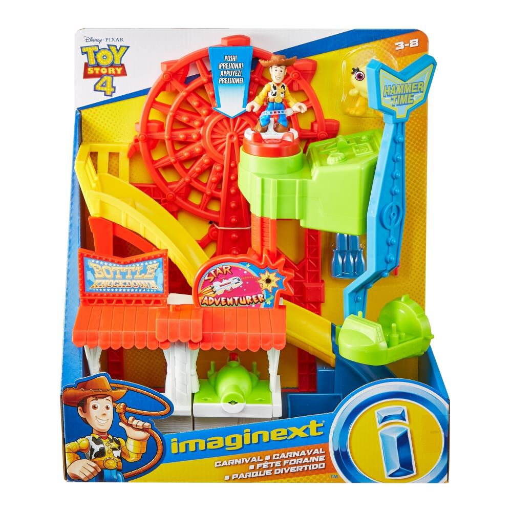 Juegos Fisher Price Ts4 Parque Divertido image number 2.0