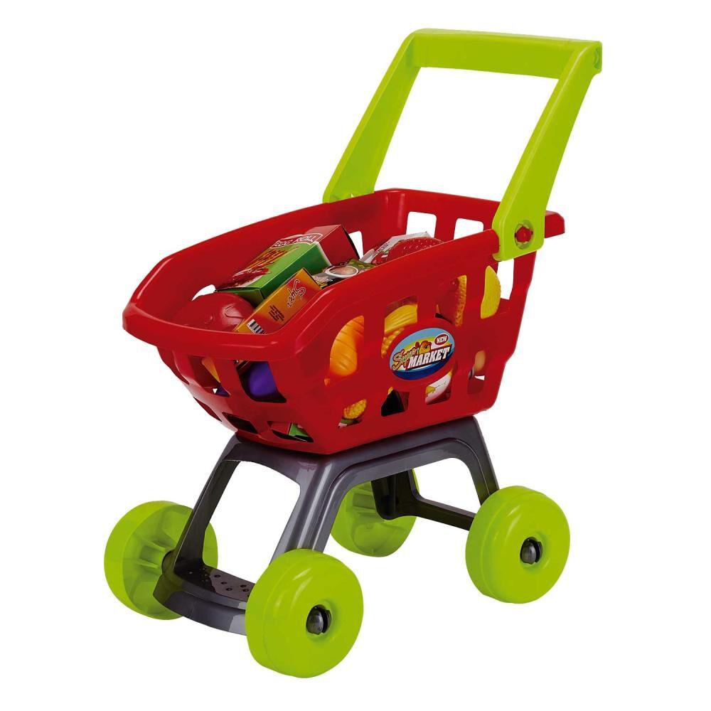 Juego De Rol Hitoys Carro Supermercado image number 0.0