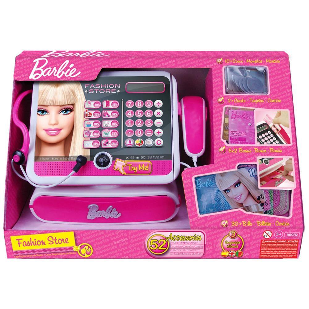 Int-Bbcr2P Caja Registradora Barbie image number 2.0