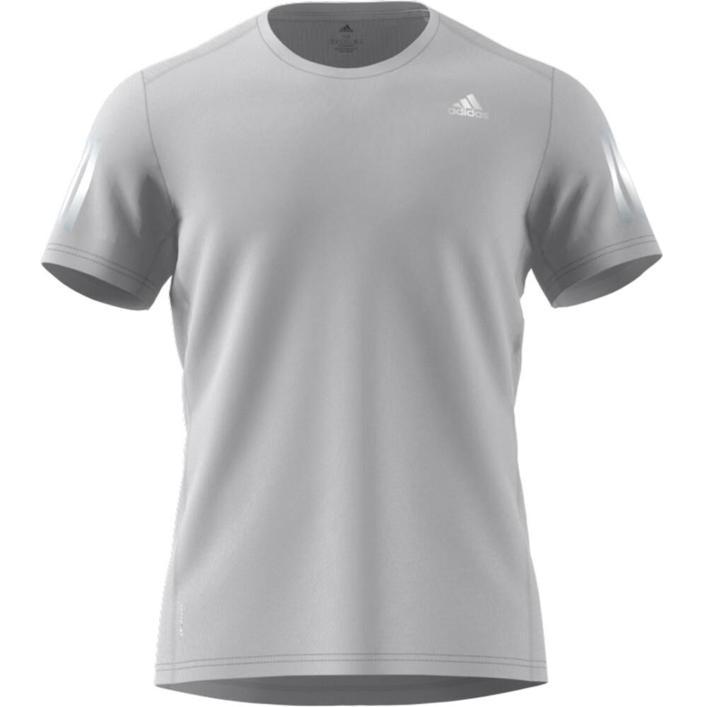Camiseta Hombre Adidas Own The Run image number 8.0