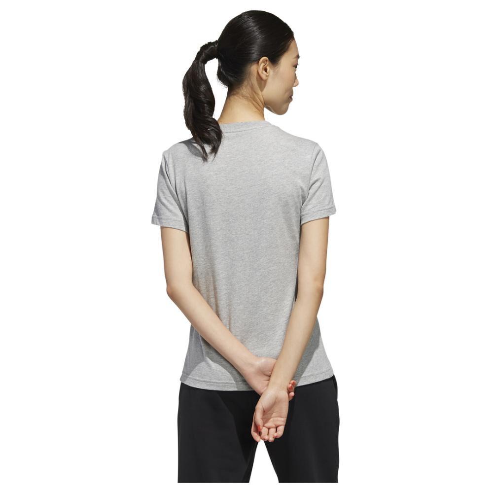 Polera Mujer Adidas Gráfica Vertical image number 5.0