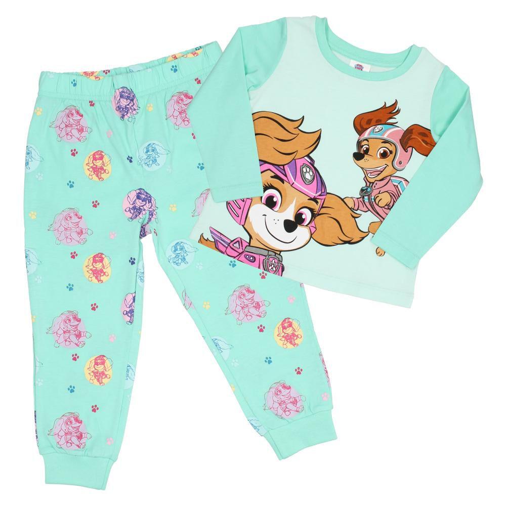 Pijama Niña Paw Patrol / 2 Piezas image number 0.0