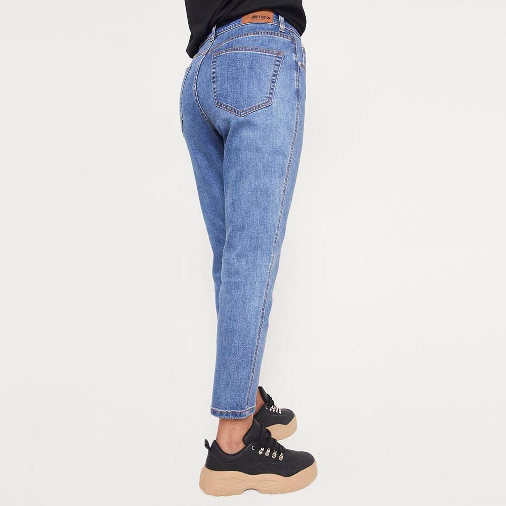 Jeans  Mujer Rolly Go image number 2.0