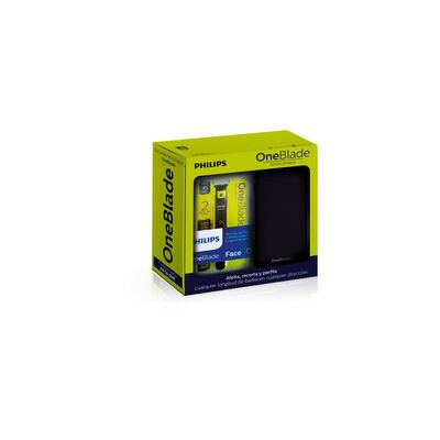 Maquina De Afeitar Philips Oneblade Qp2521 + Estuche Ed.Limitada