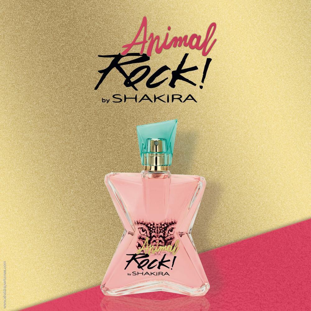 Perfume Animal Rock Shakira / 80 Ml / Edt image number 4.0