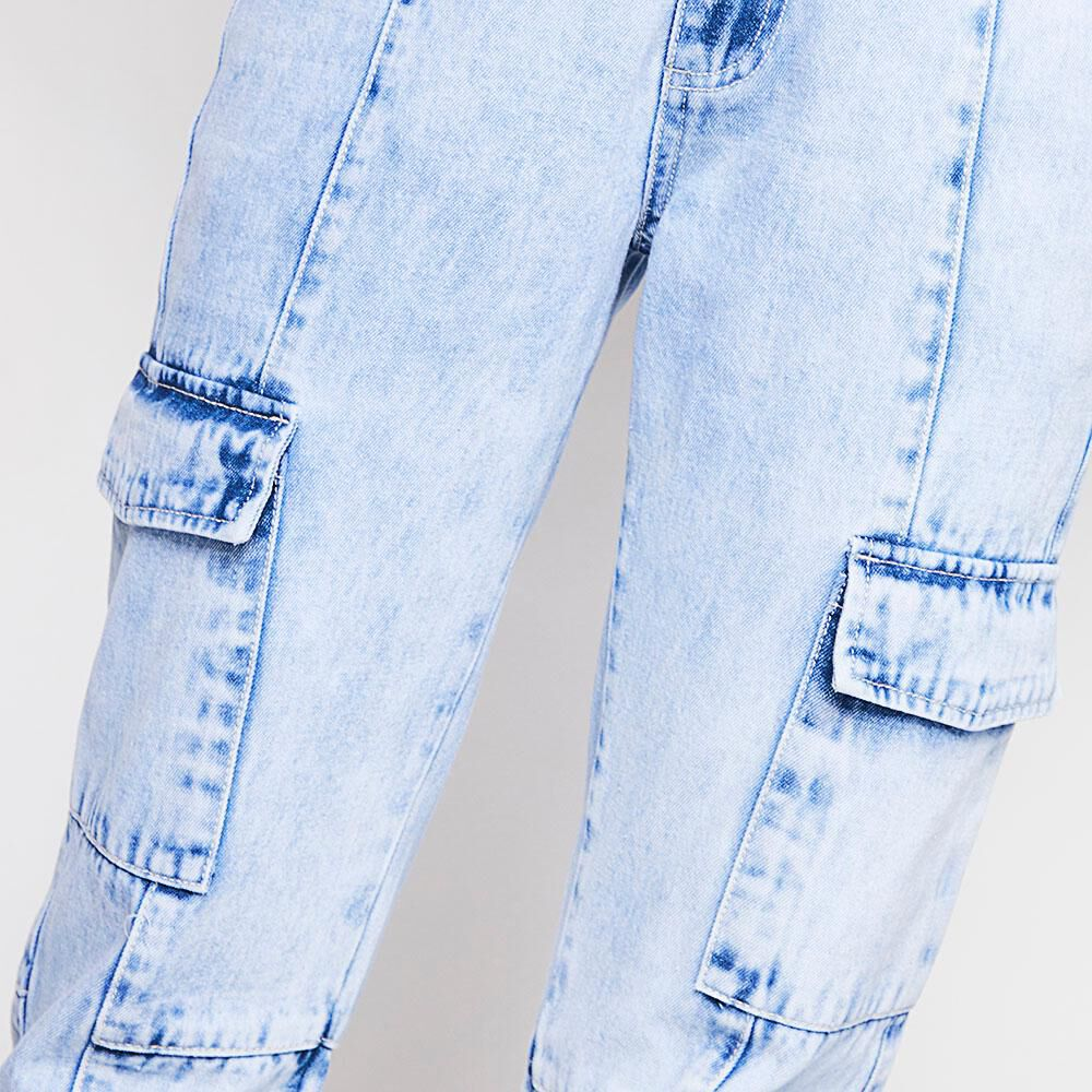 Jeans Mujer Tiro Medio relaxed Freedom image number 3.0