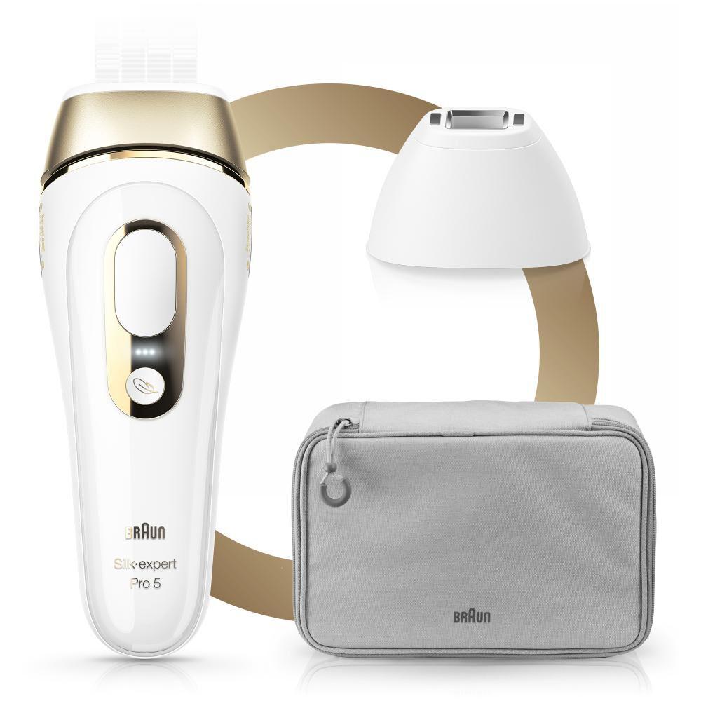 Depiladora Ipl Braun Silk Expert 5 Pl5117 image number 2.0