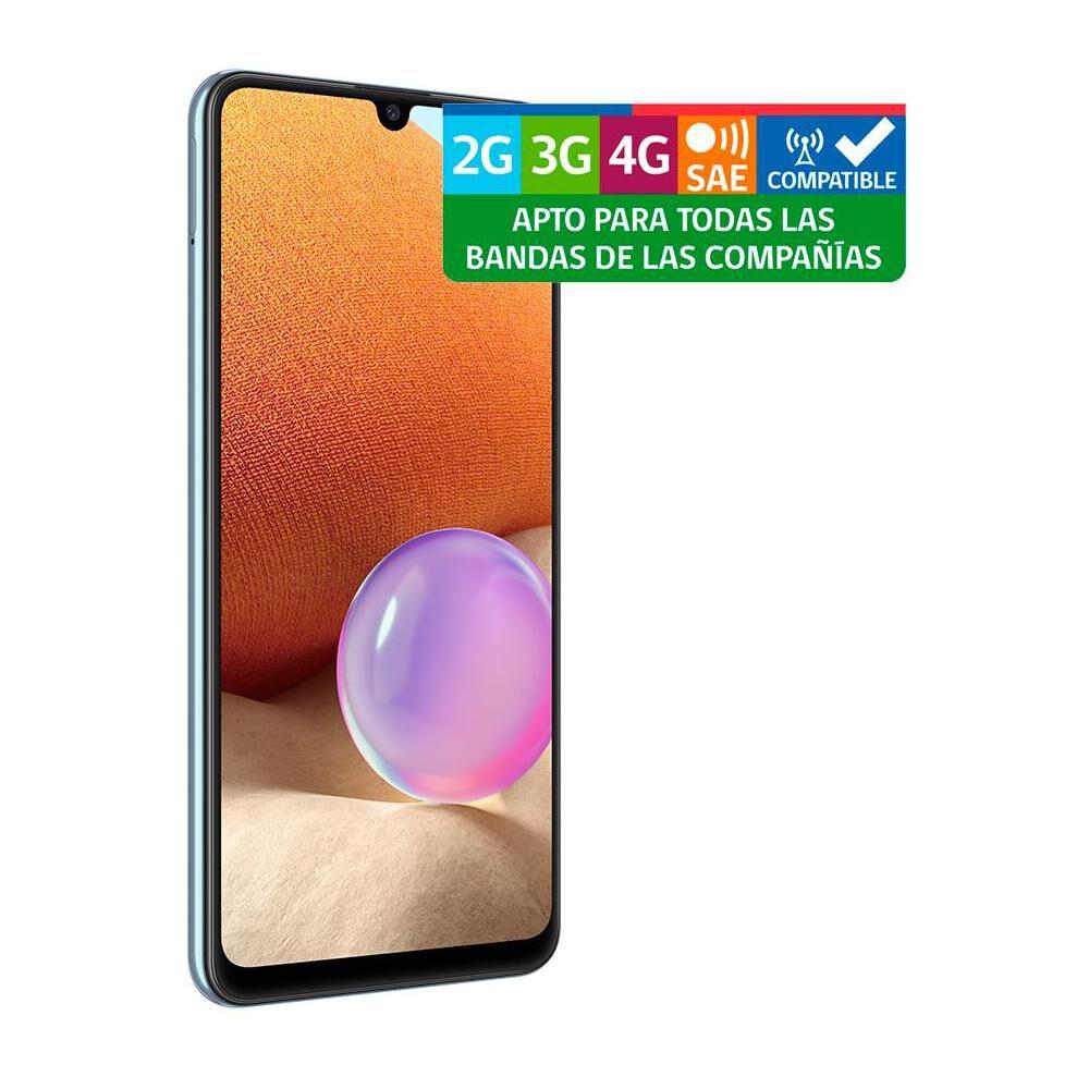 Smartphone Samsung A32 Blue / 128 Gb / Liberado image number 9.0