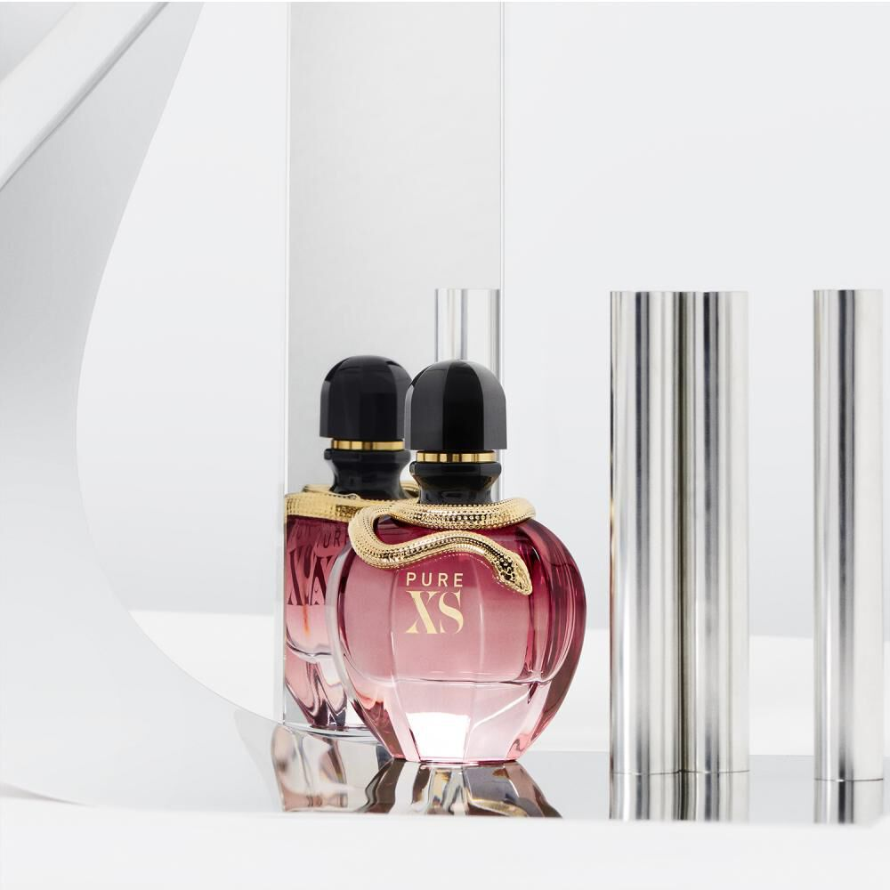 Perfume Pure Xs For Her Paco Rabanne / 50 Ml / Edp image number 4.0