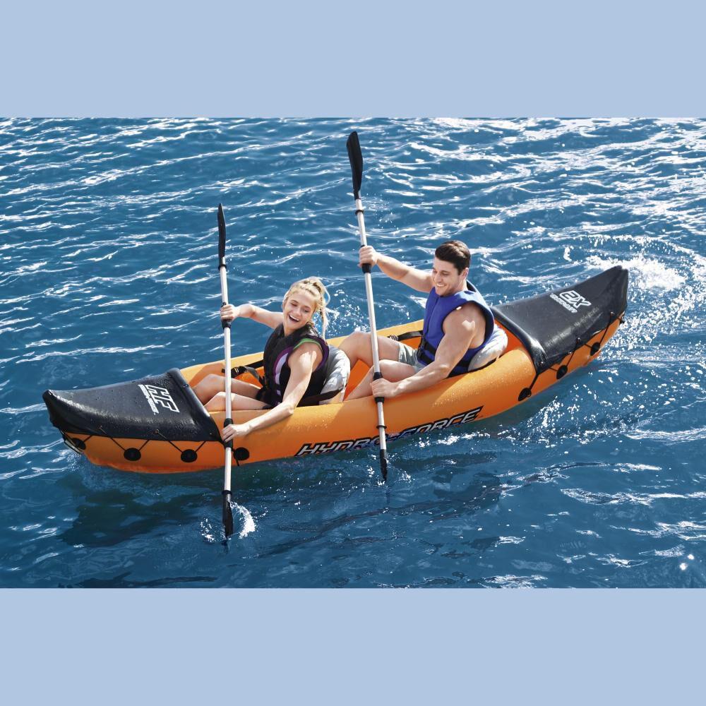Kayak Inflable Bestway Doble Lite Rapid / 2 Adultos image number 1.0