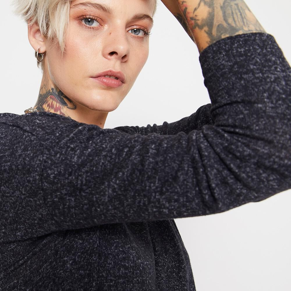 Sweater Estampado Mujer Rolly Go image number 3.0