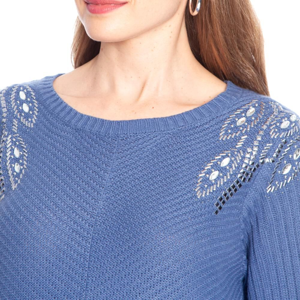 Sweater Mujer Curvi image number 2.0