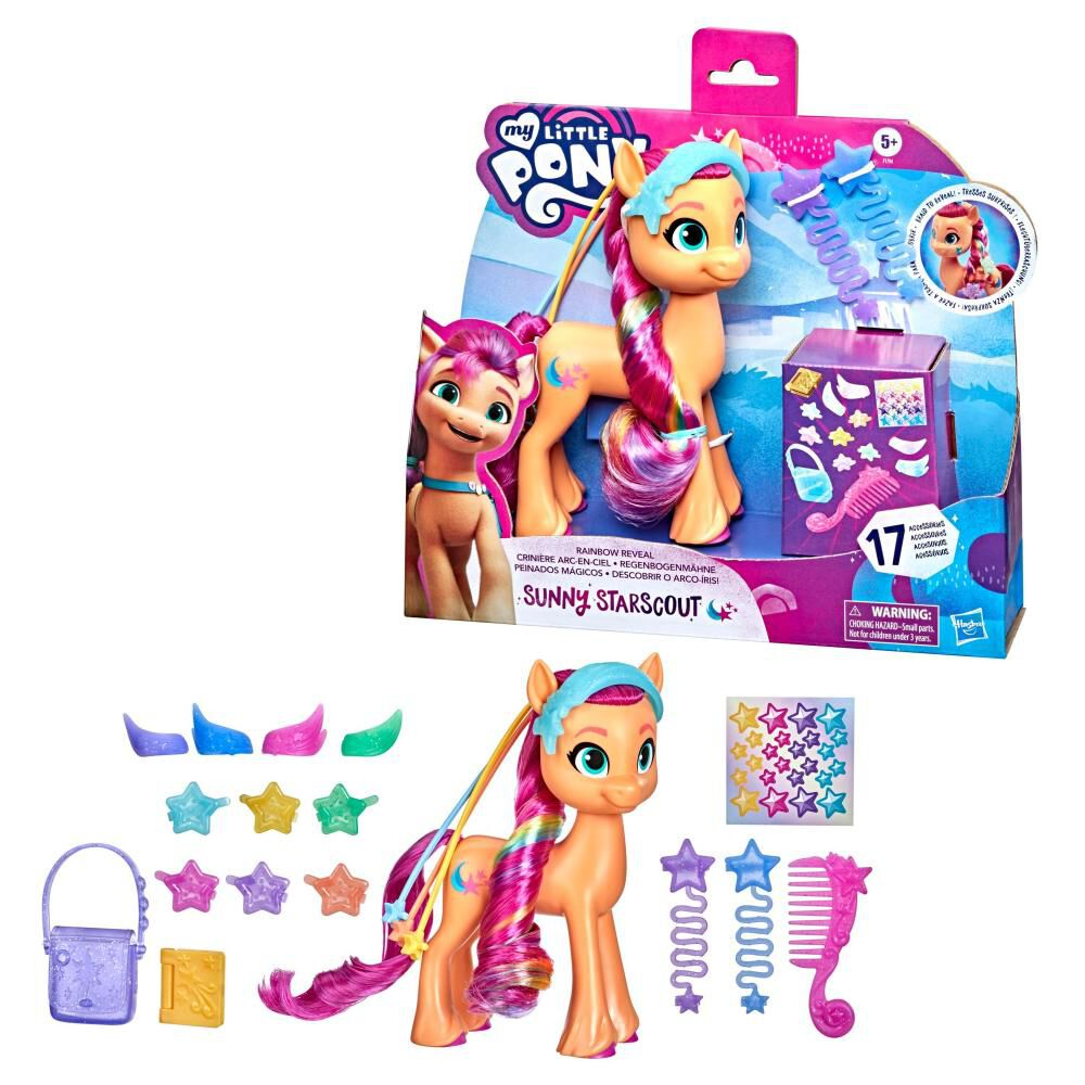 Figura Coleccionable My Little Pony Movie image number 6.0