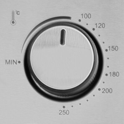 Horno Eléctrico Somela Steeloven  / 50 Litros