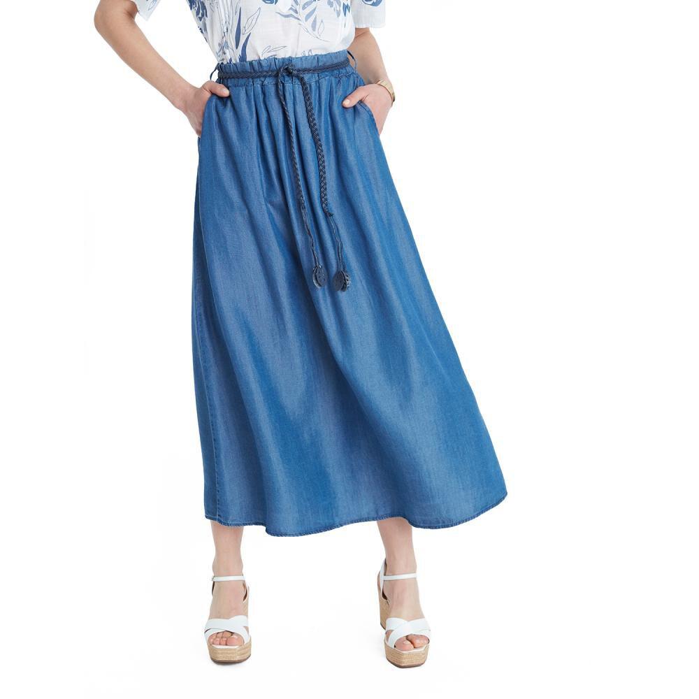 Falda Mujer Curvi image number 0.0