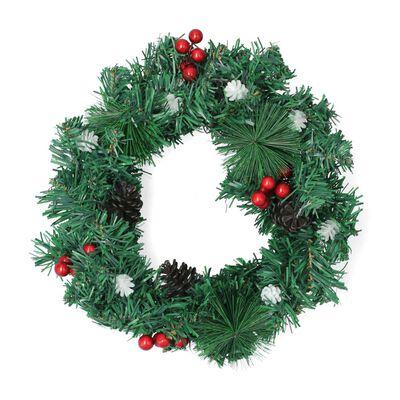 Adorno Navidad Casaideal Corona